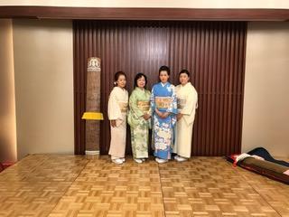 日本社交クラブ 箏演奏